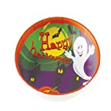 One Large Halloween Theme Plastic Deep Serving Tray