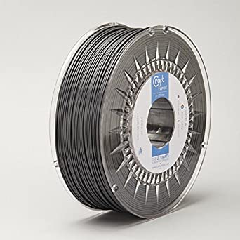Filamento de impresora 3D de PLA - gris hierro: Amazon.es: Amazon.es