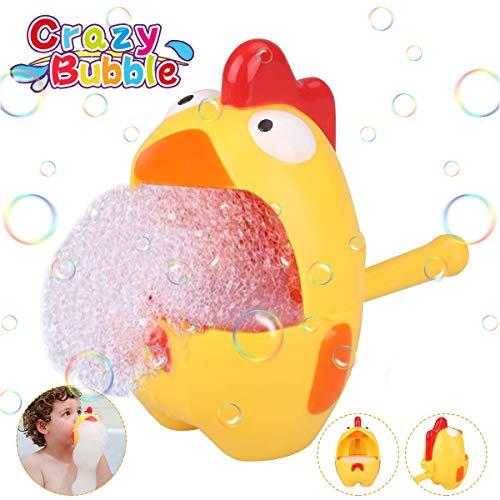 GOODLOGO Bubble Bath Toys Bathtub Toys Bath Tub Toy for Kids Toddlers 3 4 5 6 Year Old Girls Boys Gifts - Bathtub Kids Toys