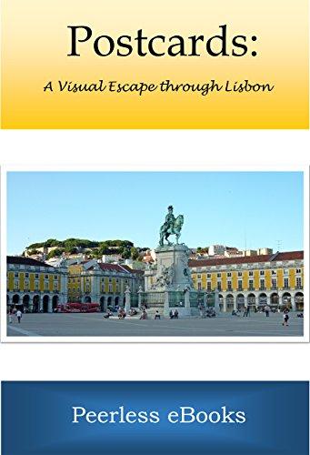 Postcards: A Visual Escape through Lisbon