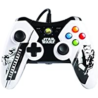 Xbox 360 Control Star Wars Storm Trooper, color blanco - Standard Edition