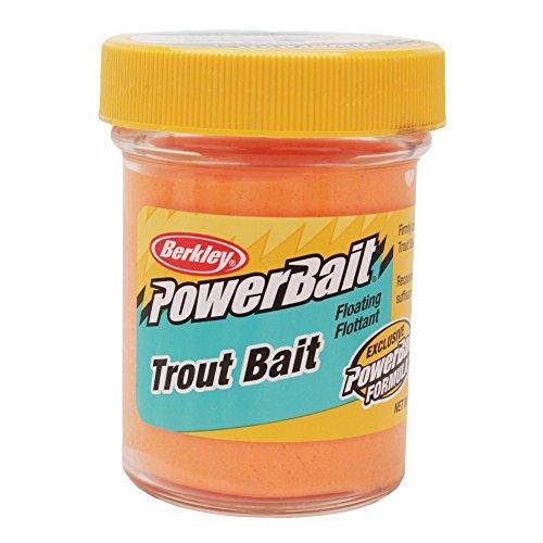 Berkley Power Bait - Fl. Orange 1.75 Ounce