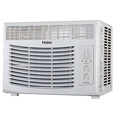 Haier HWF05XCK Home/Office 5,000K BTU Room Window Air Conditioner AC Unit