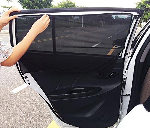 Bayan Rear Side Window Sun Shade Car Side Window Sun Shade Baby