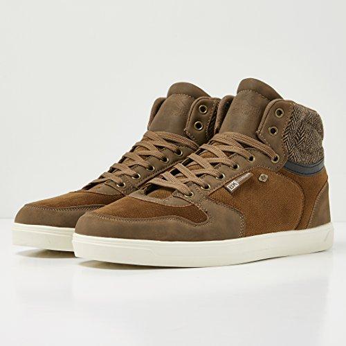 Sneaker Herren DUNKELBLAU Hohe BRAUN Ranger Knights British OHq1RI