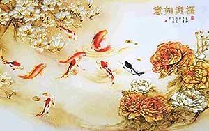 Print.ElMosekar Metal Wallpaper 270 centimeters x 310 centimeters , 2725614157879