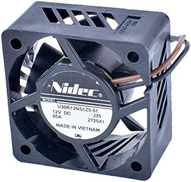 Ayazscmbs enfriamiento Ventilador Compatibles para U30R12NS1Z5-51 ...