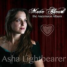 Move Ahead-The Ascension Album by Asha Lightbearer