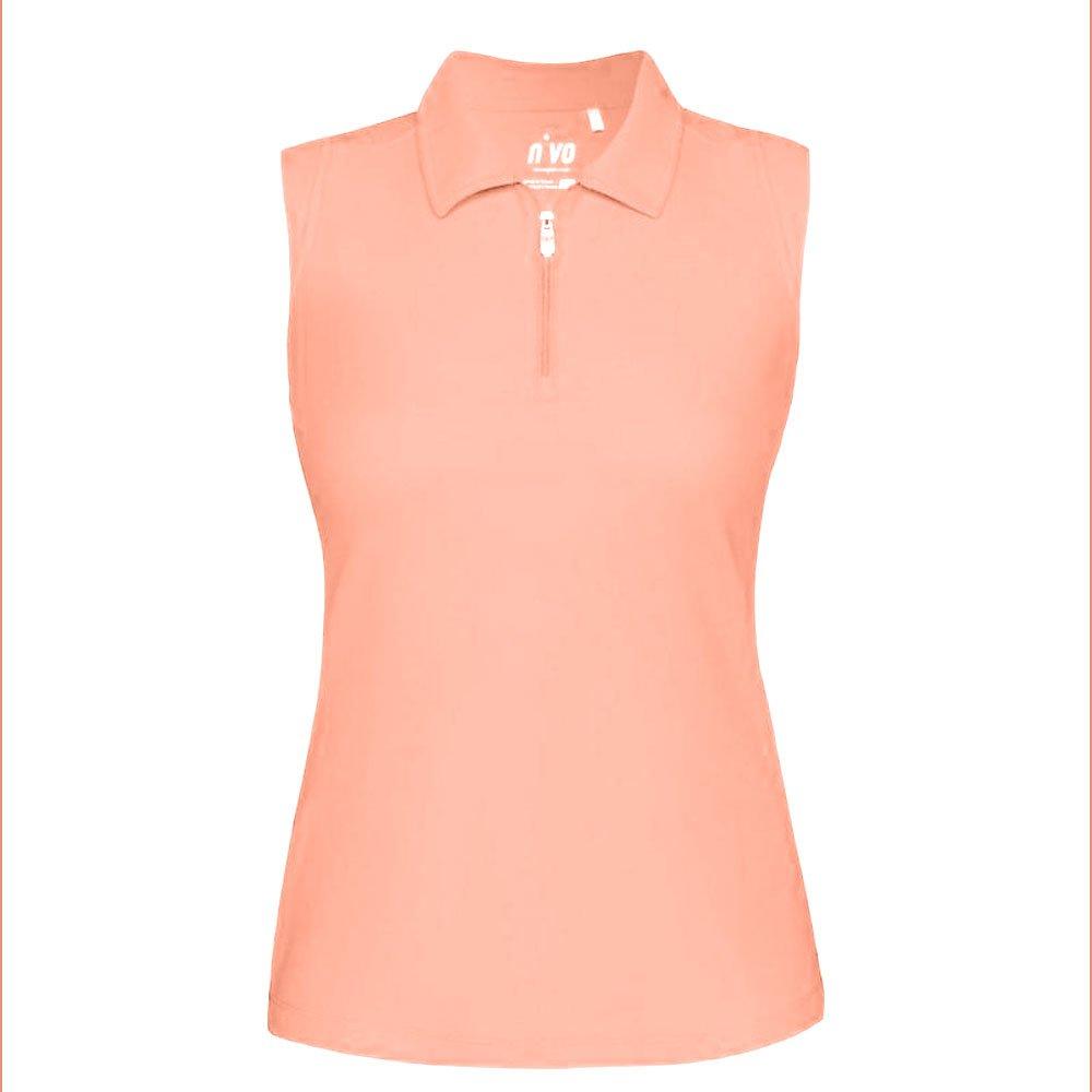 Nivo Womens Sleeveless Essential Nika Polo