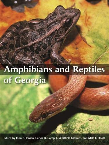 - Amphibians and Reptiles of Georgia