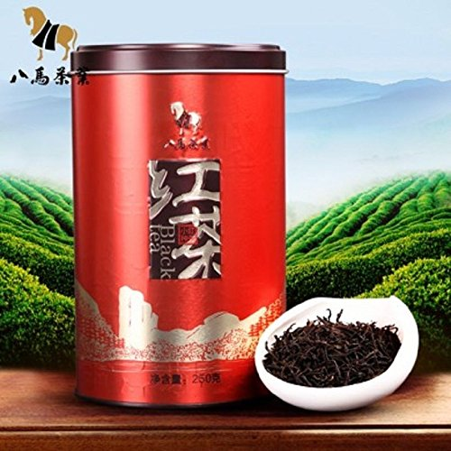 Bama tea Wuyishan Tung small Black Tea filling 250g Wuyi Black Tea 武夷山桐木小种红茶 by Yichang Yaxian Food LTD.