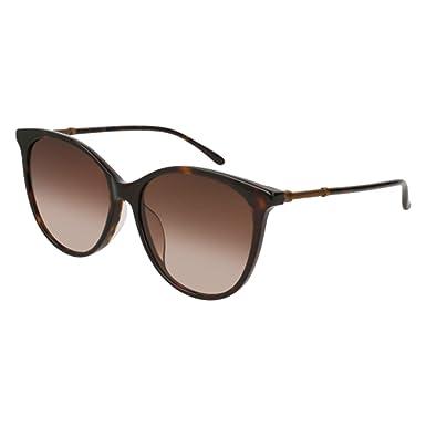 be65707bd1b0 Image Unavailable. Image not available for. Color  Sunglasses Bottega Veneta  ...