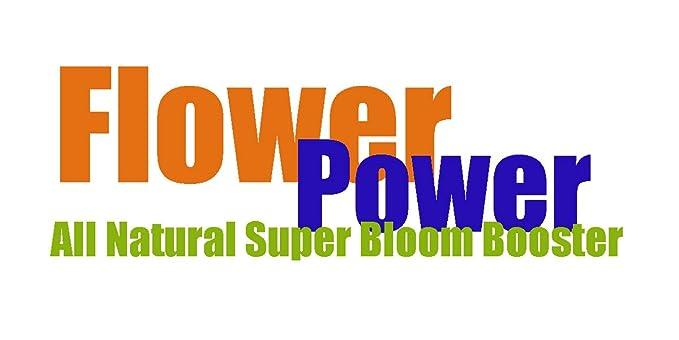 GS Plant Foods flor poder All Natural Super Bloom Booster 32 ...