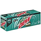 Mountain Dew Baja Blast Cans, 12 oz Cans, 12 Count