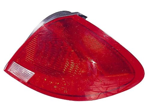Depo 330-1903L-US Ford Taurus Driver Side Replacement Taillight Unit