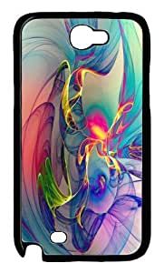 Sunrise Design Hard Case for Samsung Galaxy NOTE 2 N7100 -1126002