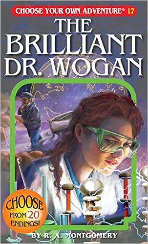 The Brilliant Dr Wogan #17