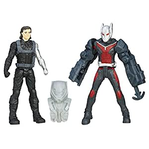 Marvel Captain America: Civil War Winter Soldier and Ant Man