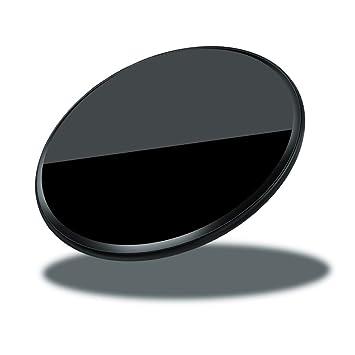 SODIAL Cargador inalambrico para iPhone 8 / X / 8 Plus 10W ...