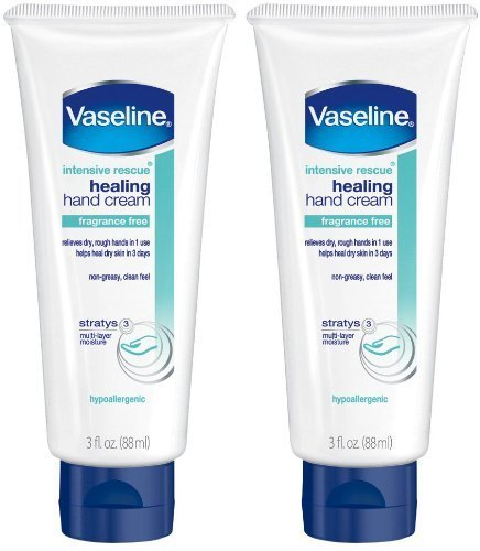 Vaseline Intensive Care Advanced Repair Hand Unscented Lotion -  3.1 oz - 2 ()