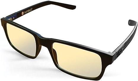 PS4 Gafas para juegos: protección antirreflejo, bloque de luz azul UV. (Funciona con PS4 / PC / Xbox / Nintendo): Amazon.es: Videojuegos