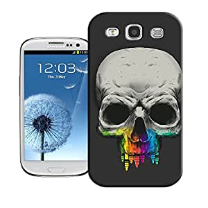 WBOX Wonderful DIY The Many Colors of Death TUP Mobile Phone Hard Case Shell Fit for Samsung Galaxy S3 I9300