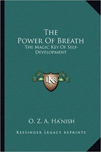 Book The Power Of Breath: The Magic Key Of Self-Development