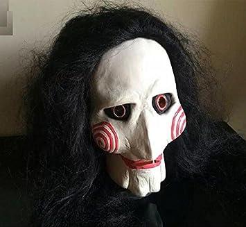 Emwel peluca matanza película tema Halloween Máscara