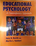Educational Psychology, Borich and Tombari, Martin L., 0065006089