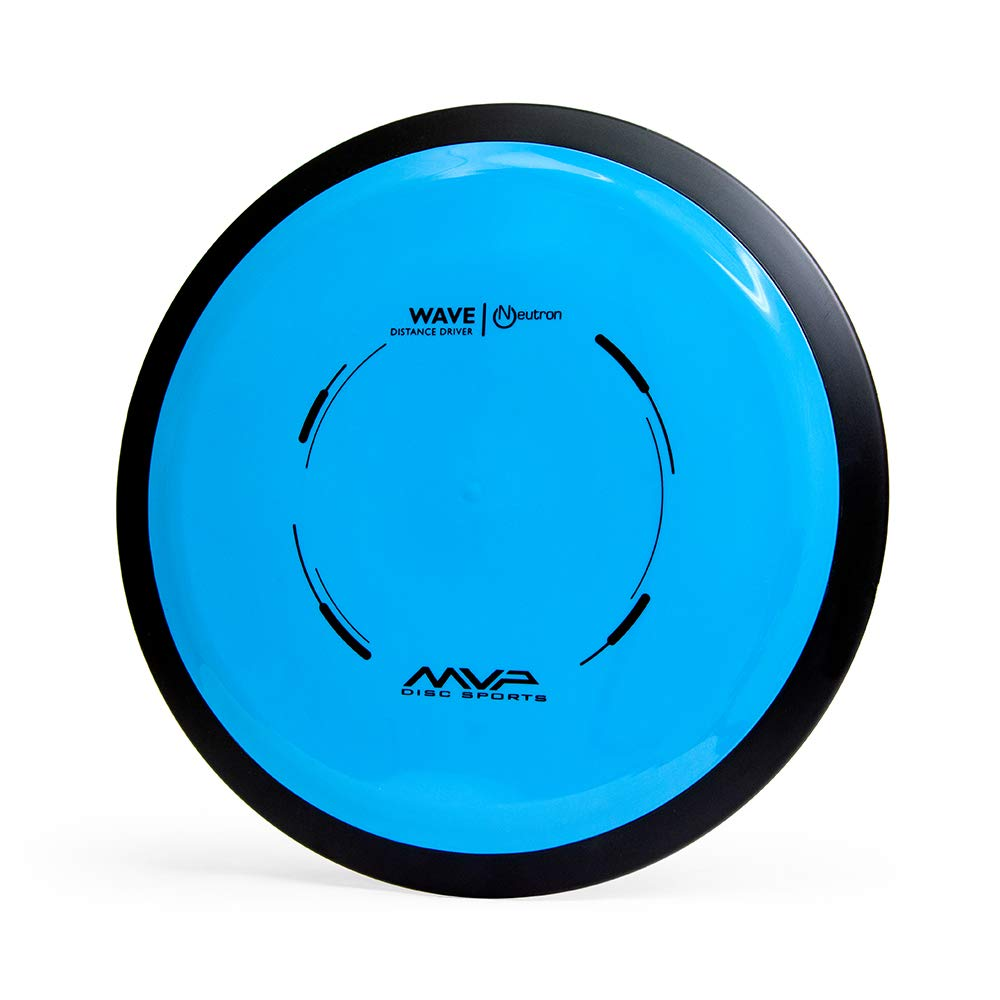 MVP Disc Sports Neutron Wave Disc Golf (160-165g / Colors May Vary) by MVP Disc Sports