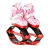 Children Adults Teens Unisex Fitness Jump Jumping Shoes Kids Bounce Shoes Jumps