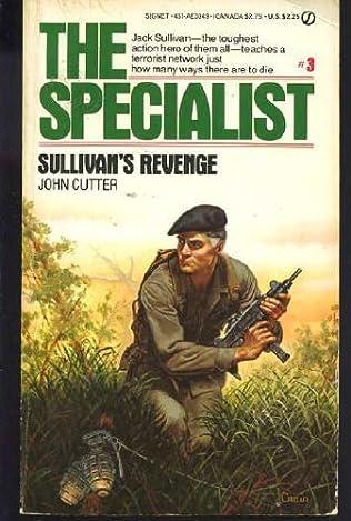 book cover of Sullivan\'s Revenge