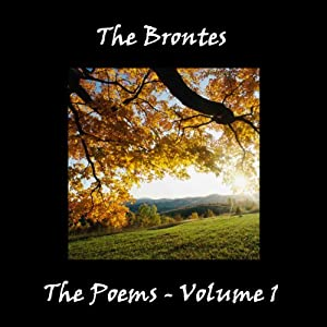 The Brontes' Poetry, Volume 1 Audiobook