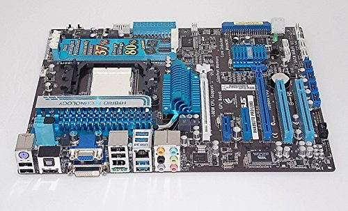 NEW ASUS M4A89GTD-PRO/USB3 AMD 890GX Socket-AM3 DDR3 SATA2 USB3.0 PCIe-2.0 CrossFireX ATX Motherboard with Video/HD Audio/GIGALAN/DVI/eSATA (Motherboard only)