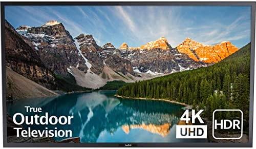SunBriteTV Weatherproof Outdoor 55-Inch Veranda (second Gen) 4K UHD HDR LED Television - SB-V-55-4KHDR-BL Black