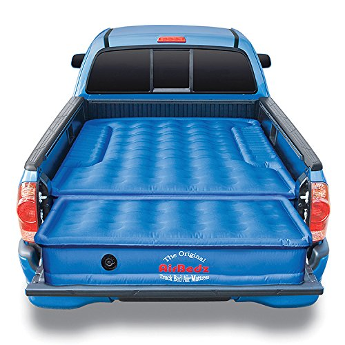 Pittman Outdoors PPI 104 AirBedz Blue Truck Bed Air Mattress (for 55 to 58 Beds, Original)