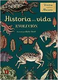 Historia de la vida libro : Evolución El chico amarillo