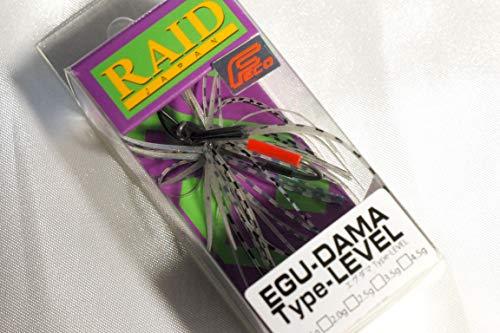 レイドジャパン (RAID JAPAN) エグダマ Type-LEVEL 3.5g #006 テナガエビの商品画像