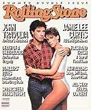 Rolling Stone Magazine # 452/453 July 18 1985 John Travolta & Jamie Lee Curtis (Single Back Issue)