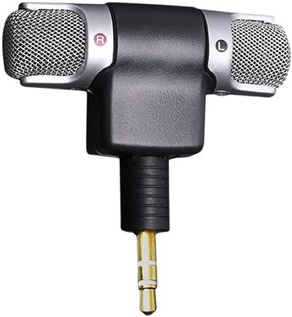 Grabación Microphone, micrófono, micrófono portátil para ...