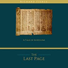 The Last Page Audiobook by Richard Fierce Narrated by Kevin E. Green