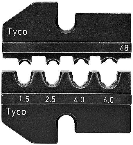 Crimping Tool Tyco (Knipex 97 49 68 Crimping Dies for solar cable connectors Tyco 1,5-6mm)