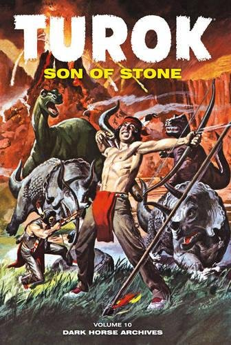 Archive Stone (Turok, Son of Stone Archives Volume 10)
