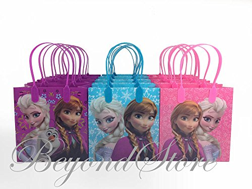 Disney Frozen Party Favors Goodie Bag 36x -