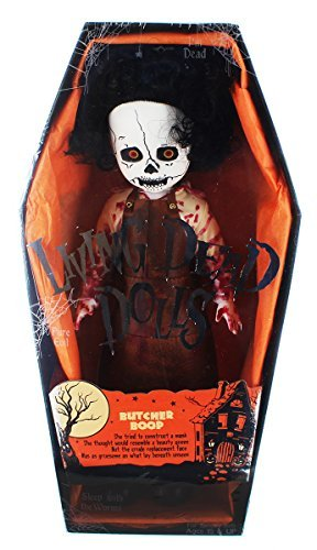 Butcher Boop Living Dead Dolls Series 32 Action Figure Gothic Horror -