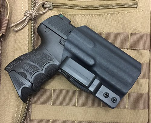 4. MIE Productions Kydex (IWB/AIWB Holster for Canik TP9SF Elite)