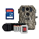 Stealth Cam P18CMO 7MP Infrared Scouting Hunting Game Trail Camera + SD Card