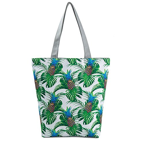 Bags B Tote Hotsellhome Ladies Messenger Shoulder Casual Printed Cartoon with New Zipper Satchel Canvas Handbag Women's xq7BZ
