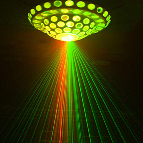 LOVEPET LED Grand Cosmic Crystal Magic Ball Light Effect Light Stage Light Flood Light KTV Judy Flash Room Room Bar Stage Lighting ()