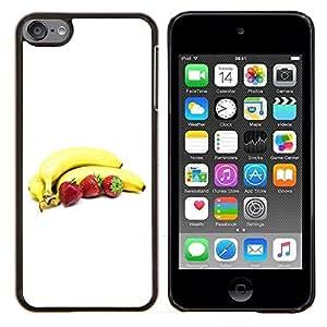 For Apple iPod Touch 6 6th Touch6 Case , Naturaleza Hermosa Forrest Verde 98- Diseño Patrón Teléfono Caso Cubierta Case Bumper Duro Protección Case Cover Funda